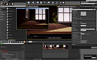 Small screenshot of Unreal Engine running on Windows.