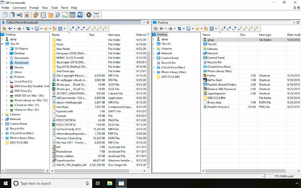 AB Commander Download