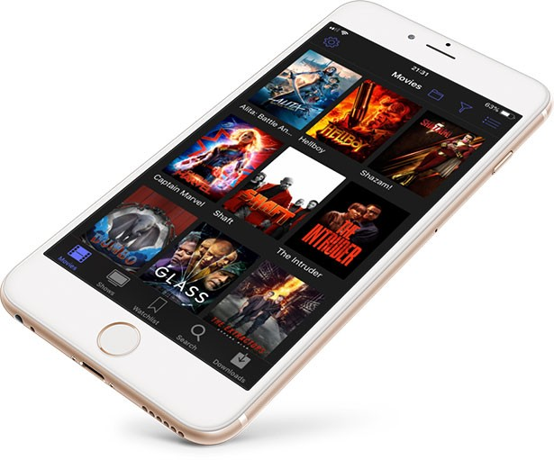 Popcorn Time iOS IPA with no Jailbreak on iPhone