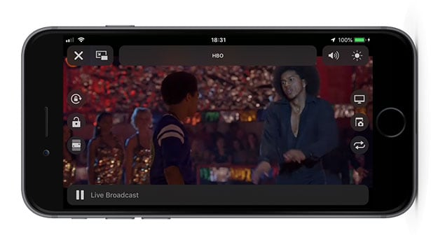 Download iPlayTV on iOS 12 to watch live TV channels free