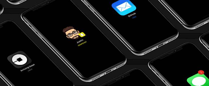 HomeList - new app launcher tweak for jailbroken iOS