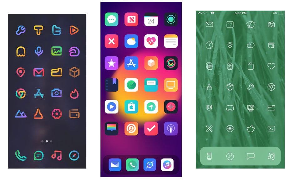Ios themes download