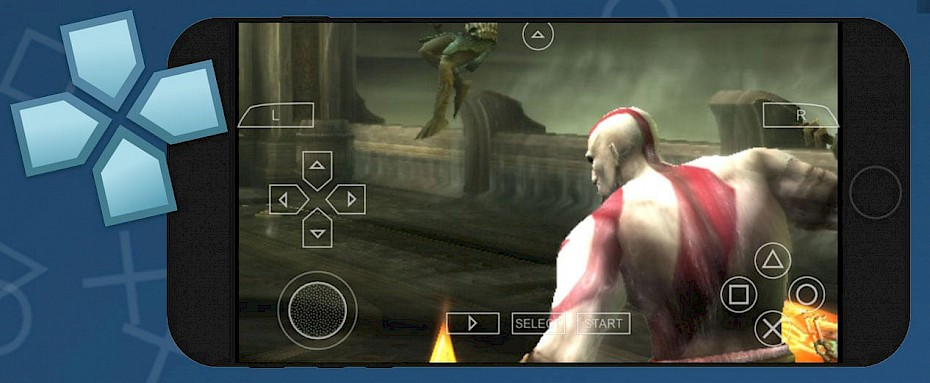 PPSSPP iOS - download the PSP emulator for iPhone