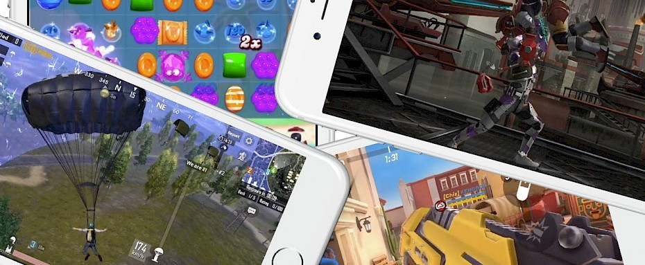 Game Hacks for iOS  Activate cheats in mobile games