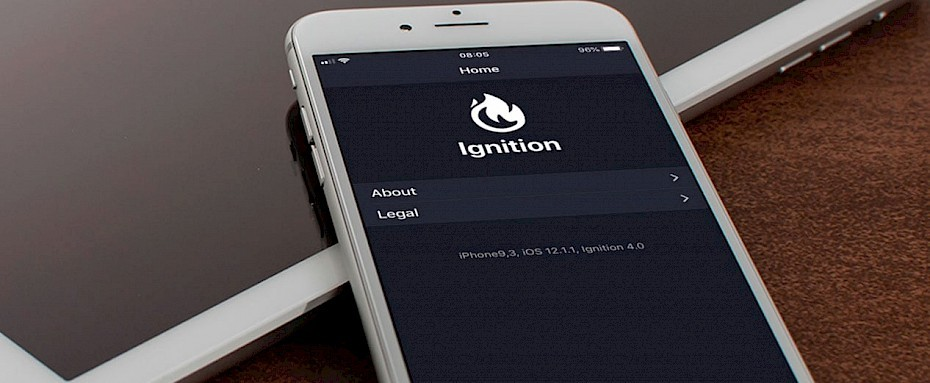 Ignition App - download apps and games for free on iOS