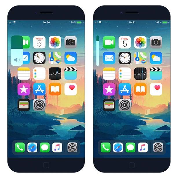 13HUD tweak brings the iOS 13 volume HUD to iOS 11/12