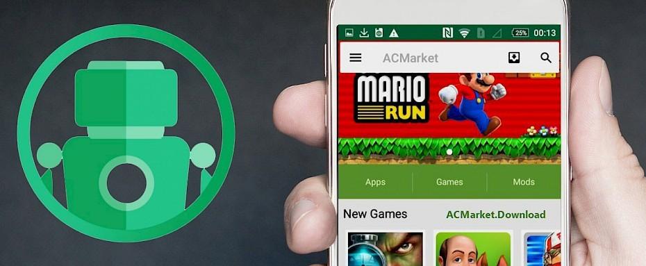 Why People Choose ACMarket for Download Mod APKs